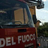 Tromba d'aria fa danni in Casentino