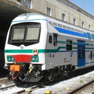 Travolto Dal Treno Nella Stazione Di Montale