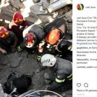 Terremoto Ischia, lo scambio di battute (con traduzione) tra il piccolo