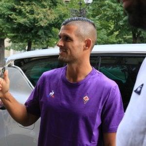 """Laurini, il rinforzo per la difesa viola: """"Non vedo l'ora di cominciare"""""""