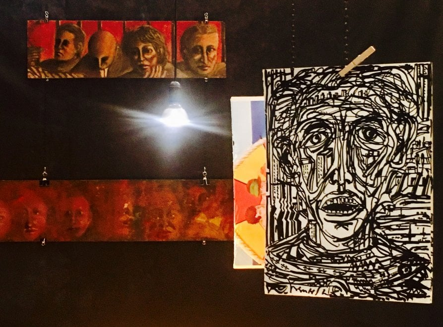 Francesco Romiti a San Salvi: una mostra sul pittore dei mille volti