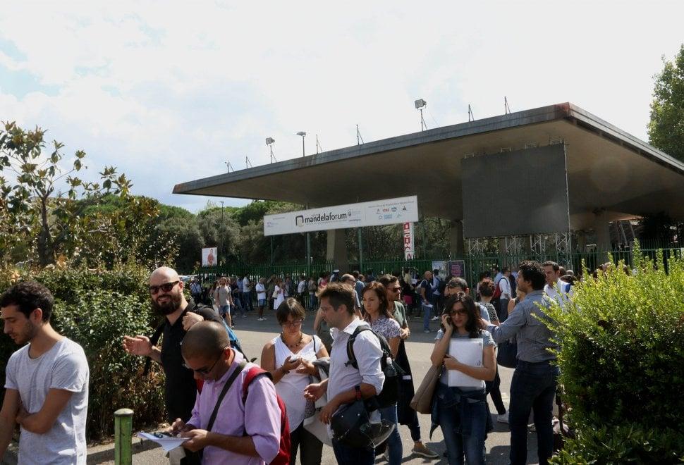 Firenze, il concorsone di Palazzo Vecchio: in tremila per 48 posti