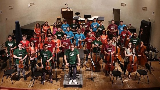 Firenze, torna l'orchestra Erasmus: il concerto a Fiera Didacta Italia