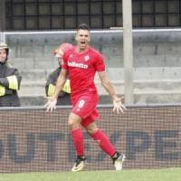 Verona-Fiorentina, il momento decisivo: la prima rete in maglia viola di