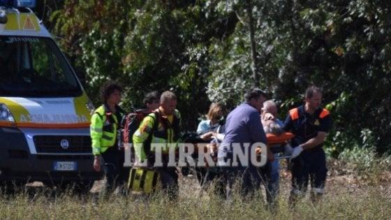 Lajatico. Andrea Bocelli cade da cavallo: trasportato in ospedale