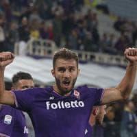 La dolce notte di Pezzella: il momento decisivo di Fiorentina-Bologna