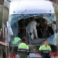 Bus Catalogna, di nuovo archiviata la causa contro l'autista