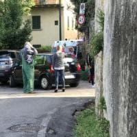 Firenze, incidenti e poleniche sulla collina dei poeti
