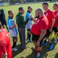 Matti per il calcio: a Montecatini il torneo dei calciatori
