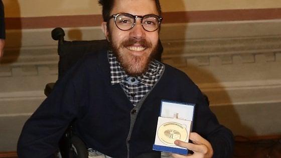 """Firenze, premio cittadino europeo: tra i vincitori Iacopo Melio di """"Vorreiprendereiltreno"""""""