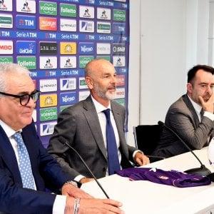 """Fiorentina, Pioli: """"Squadra in crescita, voglio dare continuità"""""""