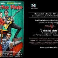 Cinema, al Principe con Fiorello e Favino per Corri la Vita