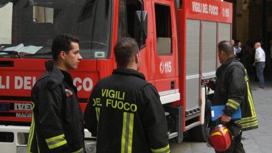 Firenze, fumo a Ingegneria: 300 evacuati