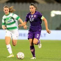 Fiorentina Women's vittoriosa al Franchi
