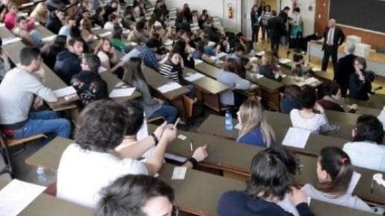 Università, raddoppiano i prof in sciopero contro il blocco degli scatti