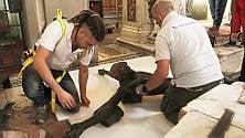 Sant'Egidio, al via  il restauro del Crocifisso di Giambologna