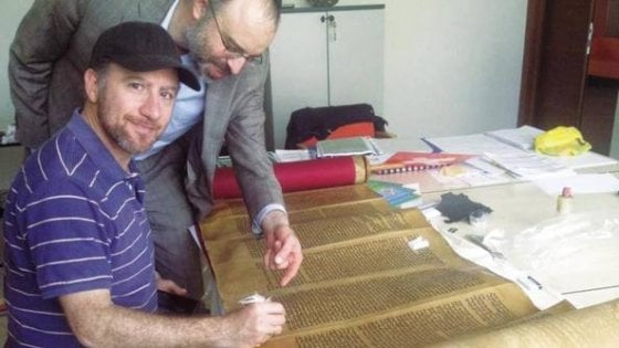 Amedeo Spagnoletto è il nuovo rabbino di Firenze