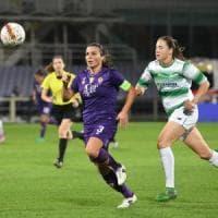 Fiorentina Women's, in Champions c'è il Wolfsburg