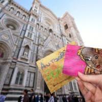 Firenze, i graffiti virtuali che proteggono la Cupola: