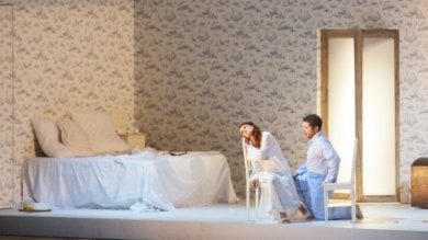 Come è andata la prima della Rondine di Puccini al Maggio -   la recensione   -   le foto