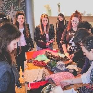Pontedera, la scuola di moda dove l'86% trova un lavoro
