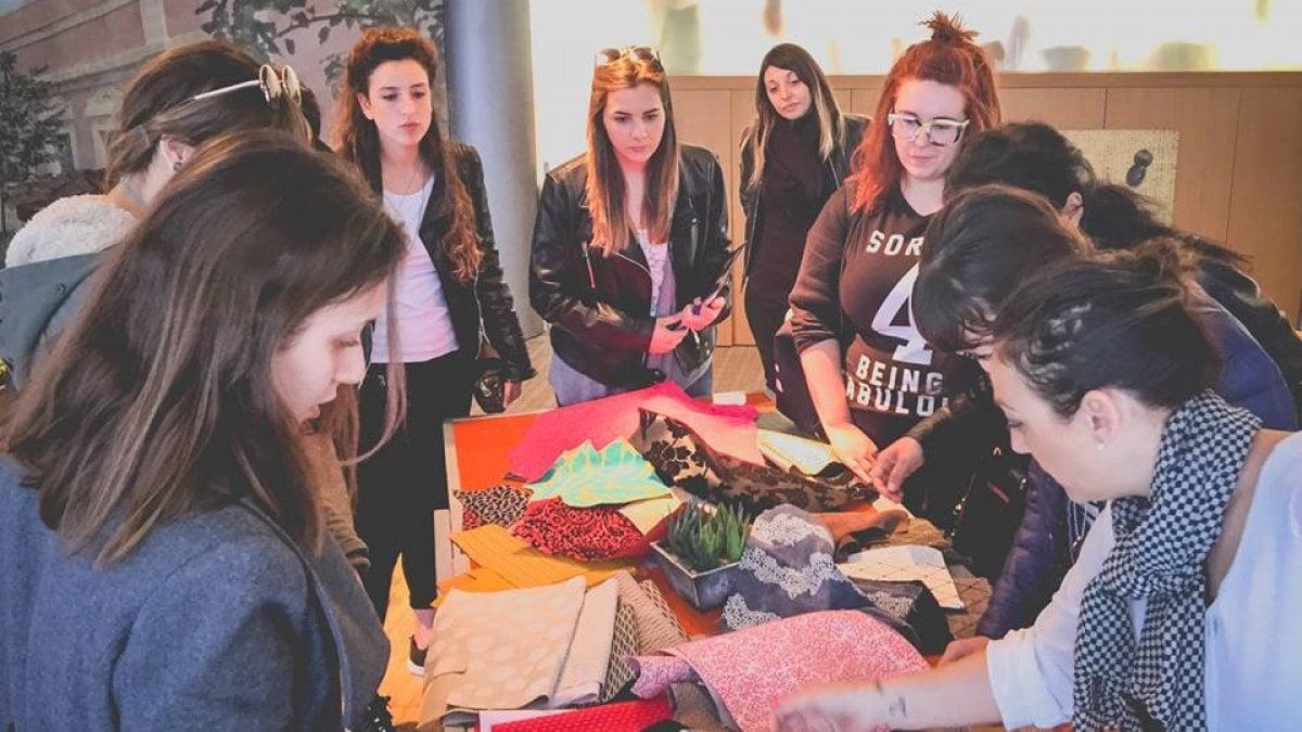 Pontedera la scuola di moda dove l 39 86 trova un lavoro for Scuola di moda roma