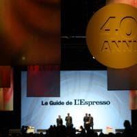 La Guida dell'Espresso premia i ristoranti top, la presentazione a Firenze