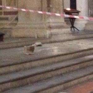 Firenze, cade capitello nella Basilica di Santa Croce: muore turista spagnolo di 52 anni