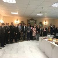 Firenze, magistrati europei in visita di scambio