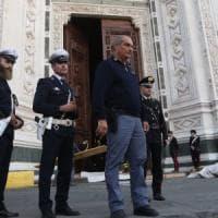 Firenze, la moglie del turista ucciso in Santa Croce: