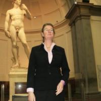 Firenze, la direttrice del museo del David: