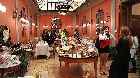 Firenze, all'Helvetia & Bristol il brunch si fa all'americana