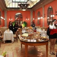 Firenze, all'Helvetia & Bristol il brunch si fa all'americana