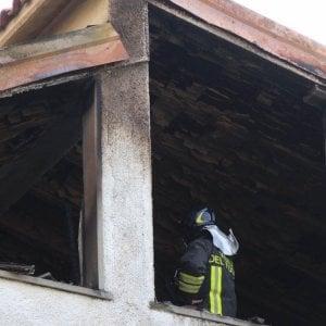 Prato, incendio a Vaiano, ci sono tre ordinanze di custodia cautelare