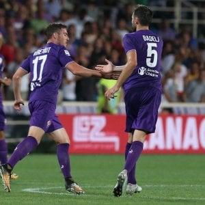 Fiorentina, nuovo stop in casa viola: si ferma Laurini