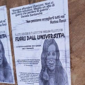"""Firenze, il dibattito fa discutere: """"Santanchè e Pd fuori dall'Università"""""""