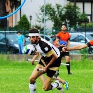A Firenze la coppa del mondo di quidditch, lo sport di Harry Potter