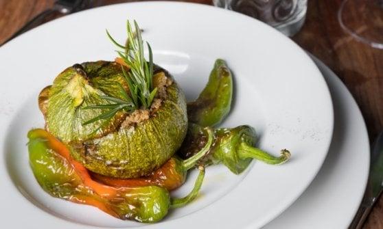 L'OV, l'osteria che rivaluta la cucina vegetariana