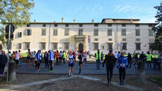 Firenze, torna la gara podistica tra residenze medicee