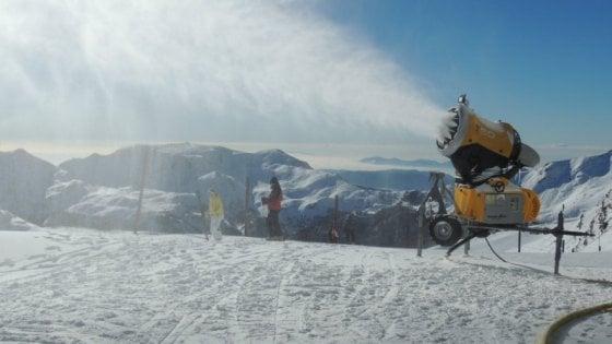 Toscana, vento e neve (a quote collinari): allerta arancione