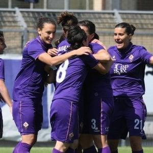 Fiorentina Women's fuori dalla Champions, ma a testa alta