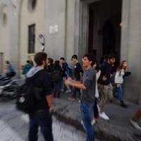 Firenze. Michelangiolo occupato, via libera al sacco a pelo