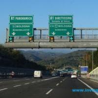 Autostrade, sulla A1 chiude la Panoramica fino a Roncobilaccio