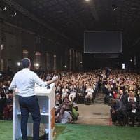 Leopolda, Renzi lancia la L8 per il fine settimana