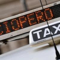 Sciopero dei taxi, a Firenze adesione oltre il 90%