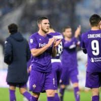 Fiorentina, con la Lazio tornano Badelj e Thereau