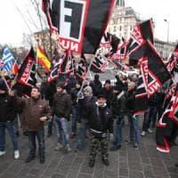 Firenze, Forza Nuova shock sull'Olocausto: