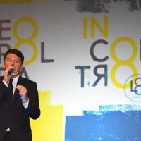 Firenze, Renzi apre la Leopolda 8