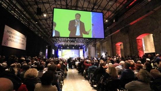Leopolda, Renzi scatenato: