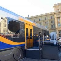 Firenze, Trenitalia presenta i nuovi treni
